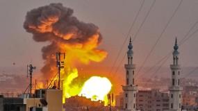 مجزرة جديدة.. سقوط 7 شهداء بقطاع غزة والرد الصاروخي على بلدات إسرائيلية