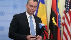 نيكولاي ملادينوف يصل لقطاع غزة لبحث ملف الأسرى