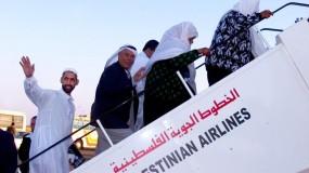 وصول الدفعة الأولى من حجاج المحافظات الجنوبية الى مكة المكرمة