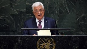 رسالة من الرئيس عباس للأمين العام للأمم المتحدة