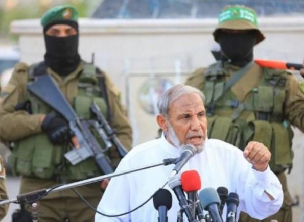"""الزهار: يجب تشكيل حلف رباعي دون منظمة التحرير لخوض """"معركة الآخرة"""" ضد إسرائيل!"""