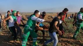 صحة غزة تنشر إحصائية جديدة: 312 شهيد برصاص قوات الاحتلال في مسيرات كسر الحصار