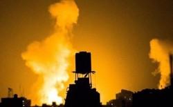 طيران الاحتلال الإسرائيلي يستهدف شمال قطاع غزة