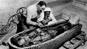 96 عاماً على اكتشاف مقبرة توت عنخ آمون