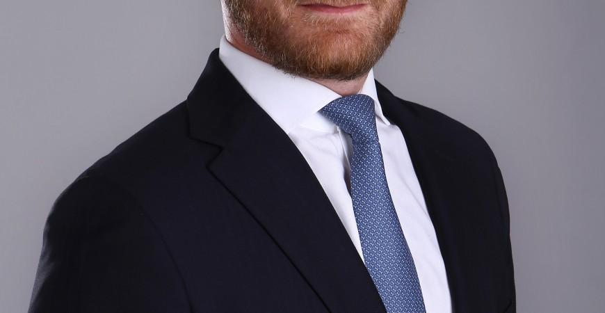 """بيورن هولدربيك، رئيس قسم المشورة الاستثمارية لدى بنك """"باركليز"""" الخاص في منطقة الشرق الأوسط وشمال إفريقيا"""