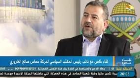 العاروري: نأمل الوصول قبل نهاية العام لتفاهم وطني شامل لإجراء الانتخابات لكافة المؤسسات
