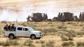 بنود اتفاق التهدئة بين حماس وإسرائيل برعاية السفير القطري