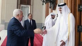 خلال اتصاله بالرئيس عباس..أمير قطر يطالب بوحدة الفلسطينيين وتشكيل حكومة وحدة وطنية