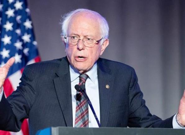 المرشح الرئاسي الأمريكي ساندرز يطالب بمنع المساعدات عن إسرائيل