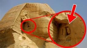 قطعتان أثريتان تكشفان سر أبو الهول