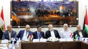 الوفد المصري يزور رام الله وغزة لبحث المصالحة والتهدئة