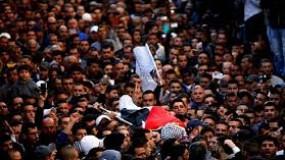استشهاد فتى برصاص الاحتلال في مواجهات بالخليل