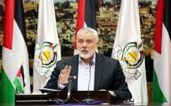 هنية على رأس وفد من قيادة حركة حماس يصل ماليزيا