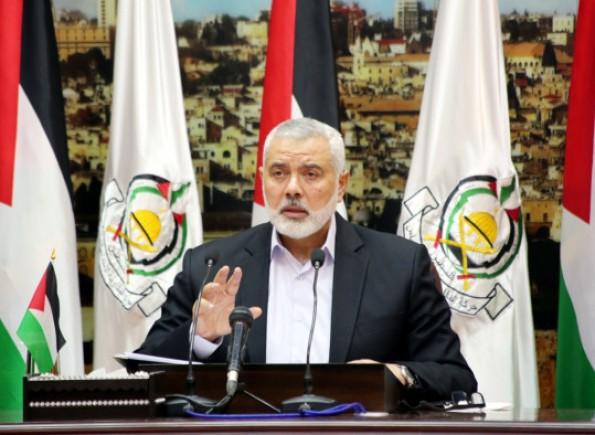 هنية يحدد 6 أولويات لحماس وهدفها النهائي بإنهاء الاحتلال وإقامة دولة فلسطينية