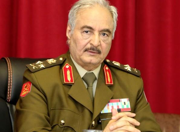 """حفتر يعلن بدء """"المعركة الحاسمة"""" لتحرير طرابلس"""