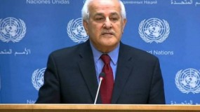 منصور: مشاورات بالأمم المتحدة بشأن مبادرة الرئيس لعقد مؤتمر للسلام الأسبوع المقبل