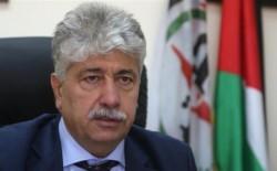 د. مجدلاني يؤكد إستلام النضال الشعبي رسالة من المجموعة العربية للسلام لإنهاء الانقسام