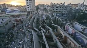 جيش الاحتلال  يوصي بإيقاف التحذيرات قبل قصف المباني في غزة