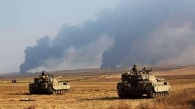 استشهاد فلسطينيين برصاص جيش الاحتلال قرب السياج الفاصل