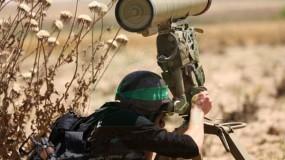 كتائب القسام تستهدف جيبًا عسكريًا بصاروخٍ موجه شمال قطاع غزة