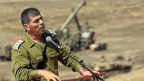 """أشكينازي: مشكلتنا ليست في الساحة الشمالية بل في """"ساحة غزة"""""""
